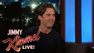 Milo Ventimiglia Reveals How He Got Sylvester Stallone for 'This is Us'