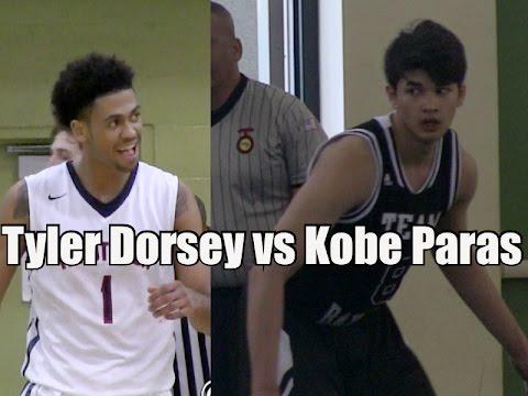 Kobe Paras Exciting Game vs Final Four Oregon Guard Tyler Dorsey