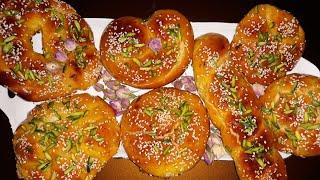 آموزش نان صبحانه محلی نانی بسیار خوش خوراک از مامان  تی وی