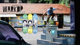 Puppets Skateboard present :