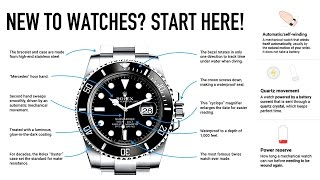 A Quick Beginner's Guide To Watches - 15 Essential Terms Every New Collector Should Know (WWT#74)