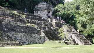 MEXICO : SITO ARCHEOLOGICO DI PALENQUE