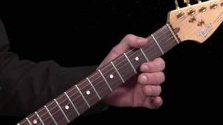 Learn Electric Guitar - Hammer-ons and Pull-offs Exercises for Improving Solo Techniques