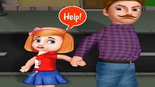 Safety Tips For Kids - Child Safety Stranger Danger Prevention - Fun Educational Game For Kids