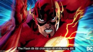 [Trailer] The Flash: Siêu anh hùng tập hợp - Garena Liên Quân Mobile