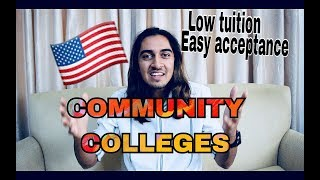 Afford colleges in USA   for international students