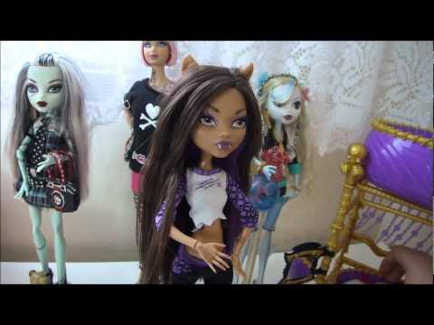 Monster High Presente da RenataMGarcia 1