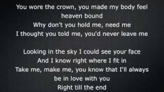 Try Sleeping With A Broken Heart - Alicia Keys -Lyrics On Screen