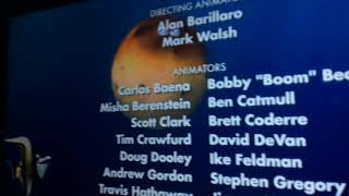 Bloat In Finding Nemo End Credits Part 1