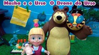 Masha e o Urso O Ladrao de Cenouras - Masha and The Bear  #MASHA #MASHAEOURSO