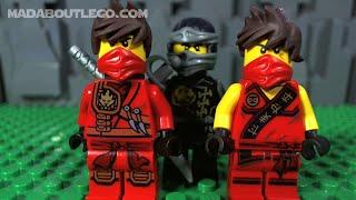 LEGO NINJAGO FIRE MECH Full movie