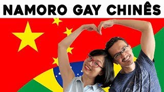 Como é Namoro Gay na China? Ft. Cami Li Vo   Pula Muralha