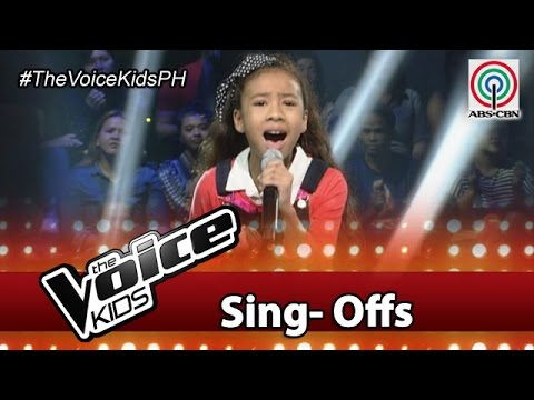 "The Voice Kids Philippines 2016 Sing-Off Performance: ""Try"" by Yssa"