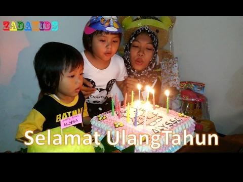 Lagu Anak Indonesia Selamat Ulang Tahun Happy Birthday Song