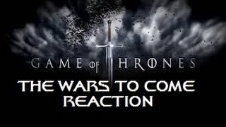 GAME OF THRONES - 5X01 THE WARS TO COME REACTION