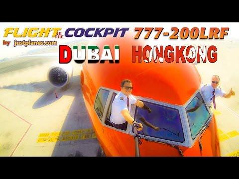 777 to Dubai & Hong Kong