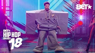 DeRay Davis Is Your Host, And You Love It   Hip Hop Awards 2018