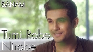 Download Sanam | Tumi Robe Nirobe | Rabindra Sangeet 3Gp Mp4
