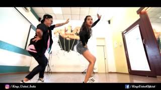 DESPACITO | Hip Hop Dance Choreography | Kings United ft. Sushant Khatri & Tanya Bhushan