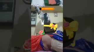 Hot desi bhabhi big milky bbs open blouse transparent saree showing navel