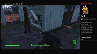 Fallout 4 Ps4 Major Wycisk zwiedza świat