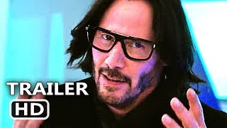 ALWAYS BE MY MAYBE Official Trailer (2019) Keanu Reeves Comedy Movie HD