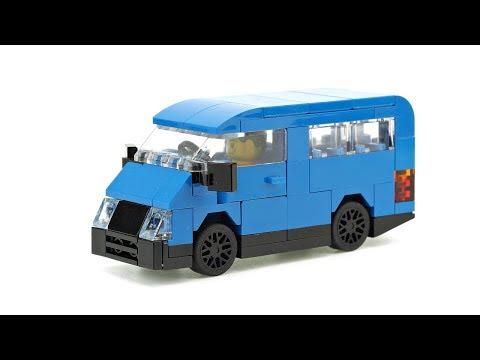 Lego Creator 31056 Green Cruiser 3 In 1 Lego Speed Build Video