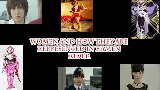 Tokutalk Ep. 4: Women in Kamen Rider