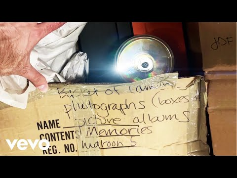 Maroon 5 Memories Audio