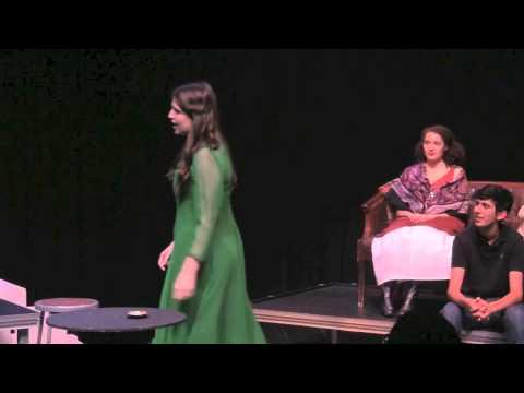 Isabella Bubash Everyone wants to be a musical star