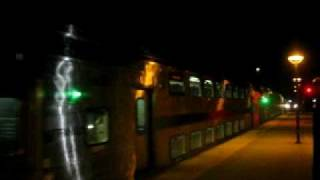 NJT Train #7860 at Night