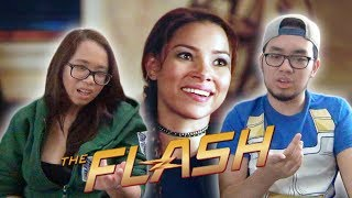 THE FLASH Season 4 Episode 11 REACTION Elongated Knight Rises REVIEW
