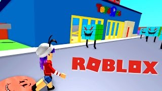 ESCAPE TOYS R US IN ROBLOX OBBY | RADIOJH GAMES