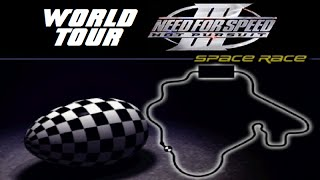 Need for Speed III: Hot Pursuit (PS) - Space Race