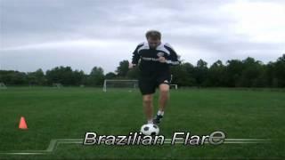 Soccer XS - 3 Brazilian Foot Skills