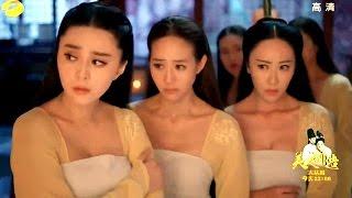 """ستر صدور ممثلات مسلسل """"إمبراطورة الصين"""" من باب الحشمة"""