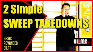 2 Simple SWEEP TAKEDOWNS Part 1 SILAT