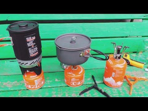 Большой тест газовых горелок