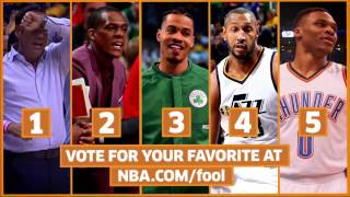 Shaqtin' A Fool: Playoffs Round 1 Edition | Inside the NBA | NBA on TNT