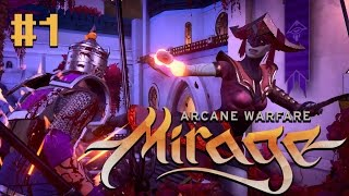 MIRAGE: ARCANE WARFARE Beta w/ Buds! #ad #sponsored