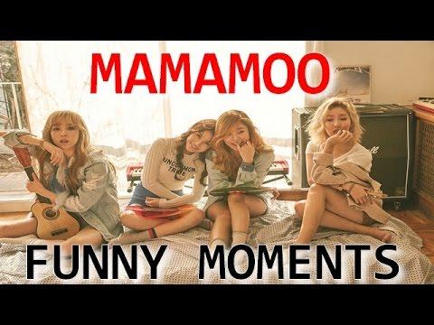 FUNNY MOMENTS ► MAMAMOO 1