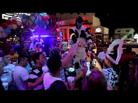 Día 2 La Vaquita Cancún Spring Break 2015 by Live s Tours México
