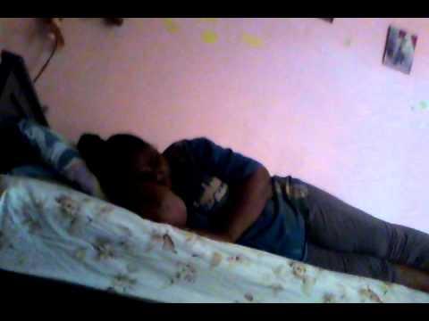 Sleeping amma
