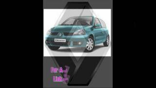 RENAULT CLIO DCI  - most common engine running problems