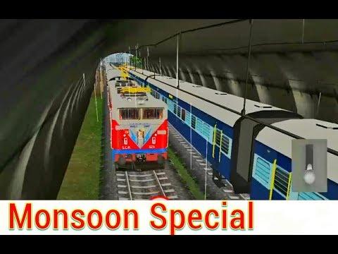 Indian Train Simulator | Gameplay | Pune to Anantapur - full journey