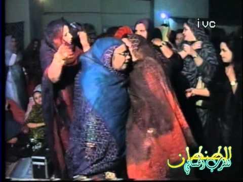 حفل زفاف موريتاني فيه ديمي