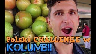 Mój pierwszy POLSKI CHALLENGE w Kolumbii