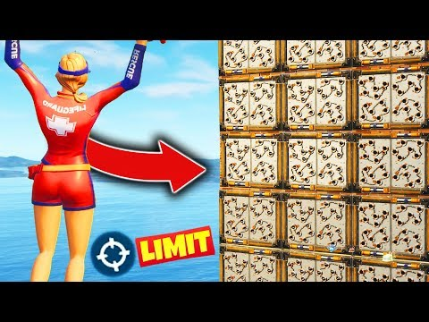 The KILL LIMIT in PLAYGROUND 2.0 Fortnite Battle Royale