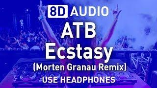 ATB - Ecstasy (Morten Granau Remix)   8D AUDIO   8D TRANCE