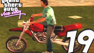 Grand Theft Auto - Vice City Gameplay | Part 19 - 5 STARS! OMFG RUN